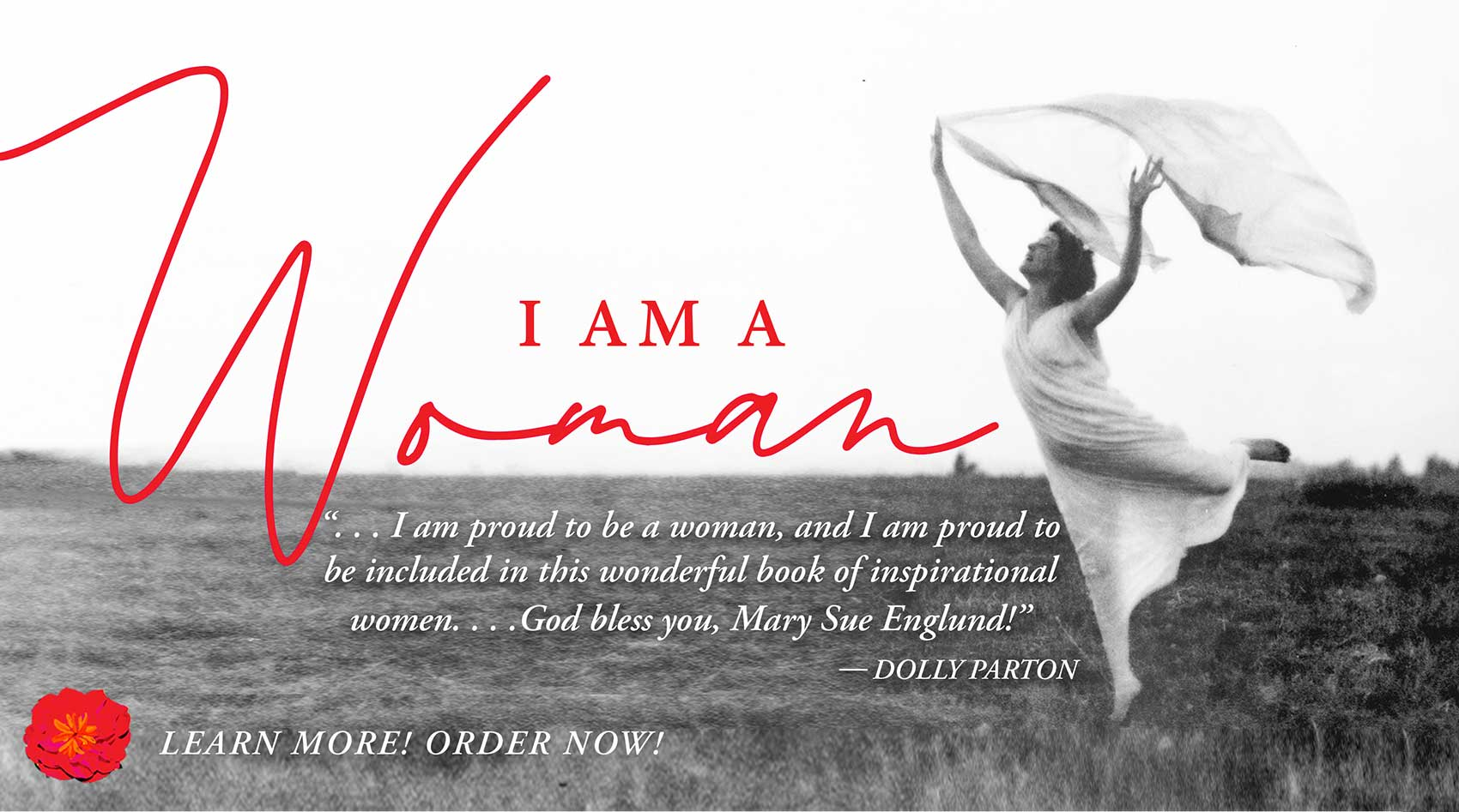 I Am a Woman Survivor - Quote from Dolly Parton - Learn more! Order Now!